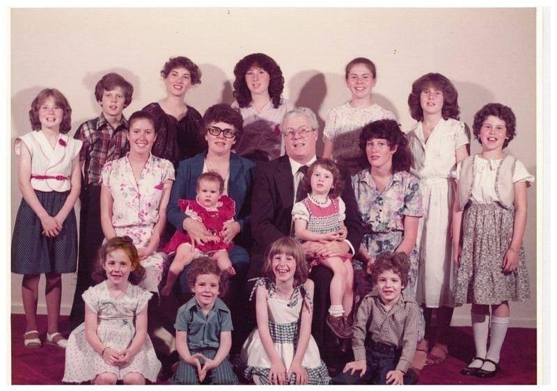 rozvetvěná rodina