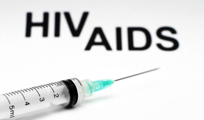 hiv a aids - přenost stříkačkou