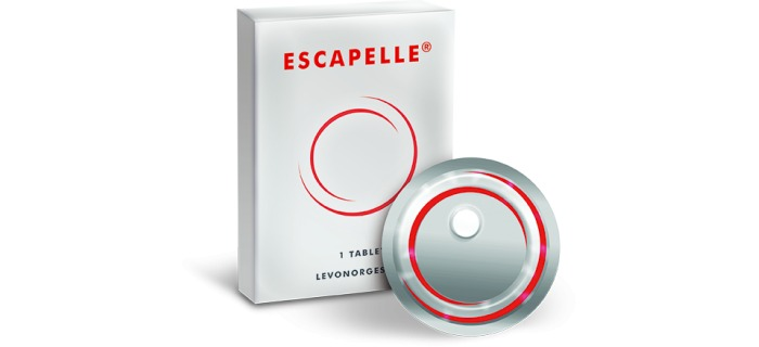 potratová pilulka Escapelle