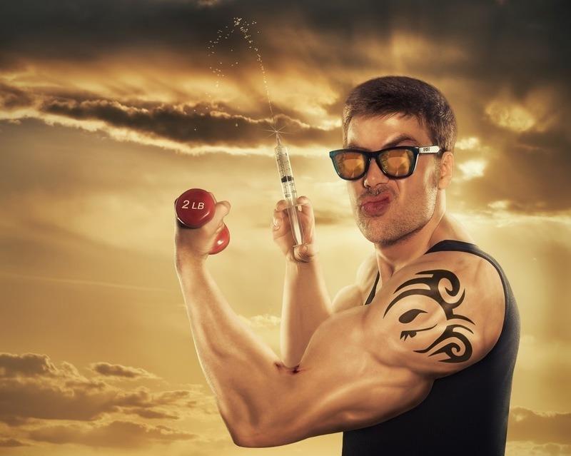 užívání steroidů