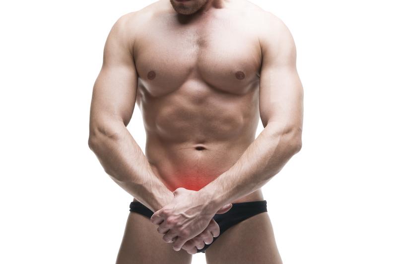 bolest v podbřišku u mužů