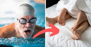 plavání a erekce