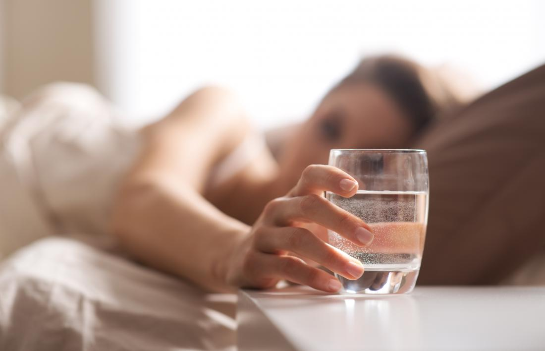 hydratace a erktilní dysfunkce