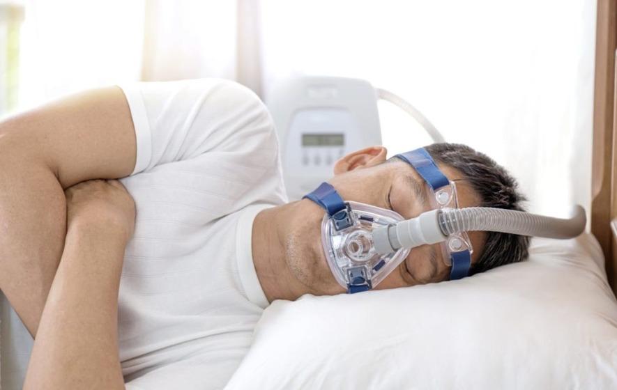 spánková apnoe a erektilní dysfunkce