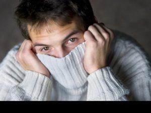 stres a úzkost ze sexuálního selhání