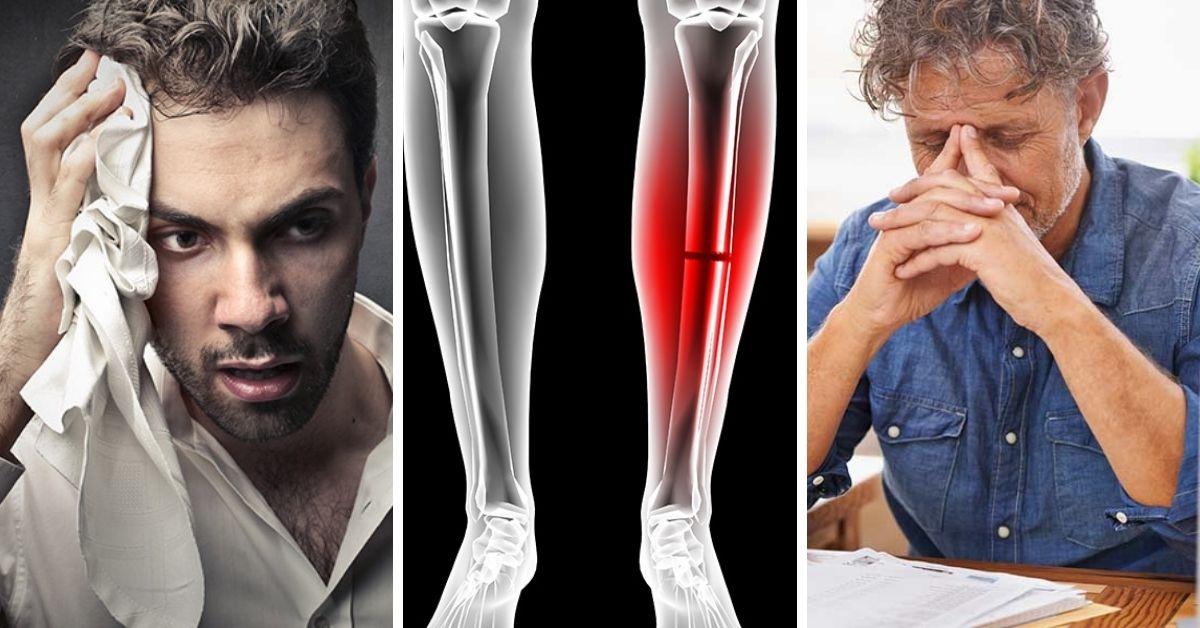 příznaky sníženého testosteronu